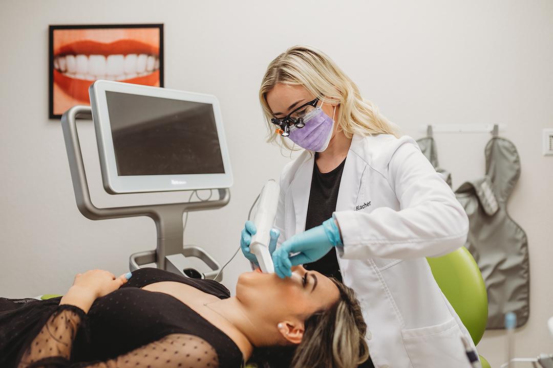 cosmetic dentistry at Allen TX dentist